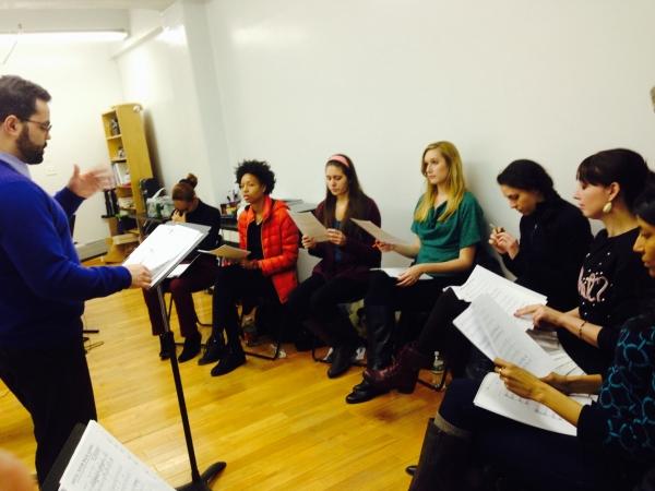 Jubilee Chorus Held 2016 Season First Rehearsal