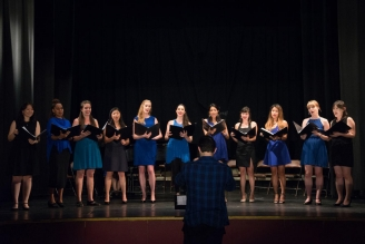 Jubilee Chorus Presents 2015-2016 Season Final Concert in God's Grace