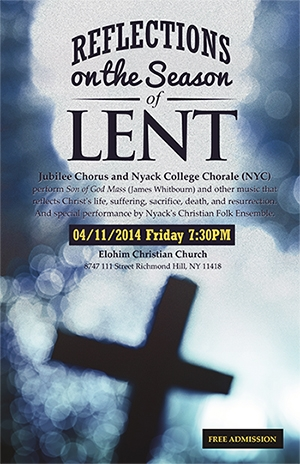 Reflections on the Season of Lent