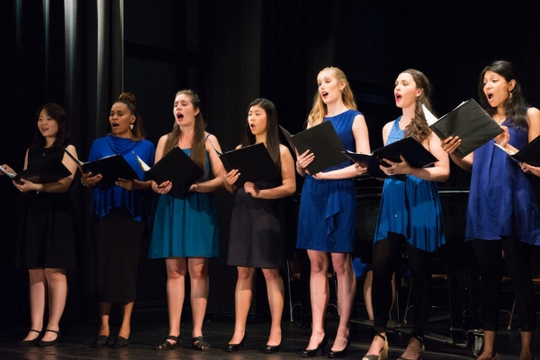Jubilee Chorus Presents 2015-2016 Season Final Concert in God's Grace