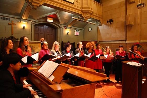 jubilee chorus christmas 2016