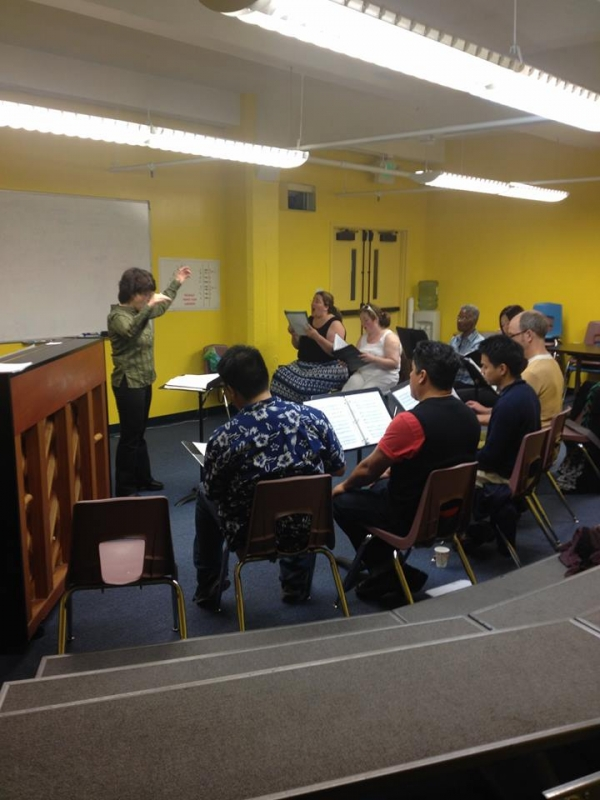 Jubilee Chorus SF to present wonderful Christmas choral music for the upcoming holidays