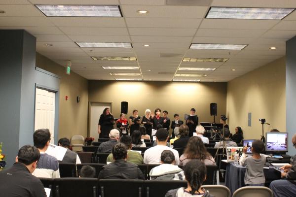 Jubilee Chorus SF presents joyous Christmas Concert